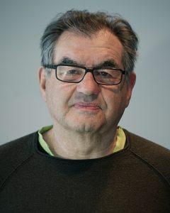 Riccardo Bonfranchi, Heilpädagoge und Buchautor.