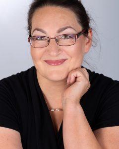 Yasemin Dinekli, Mittelschullehrerin, Präsidentin des Trägervereins des Condorcet-Blogs