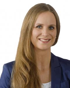 Yasmine Bourgeois, Mittelstufenlehrerin, Gemeinderätin der FDP in Zürich: Motion war schon lange eingereicht.